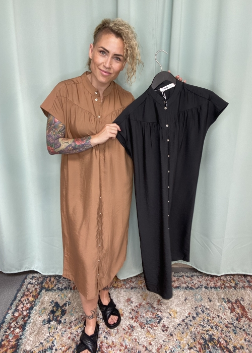 Callum Dress BLACK