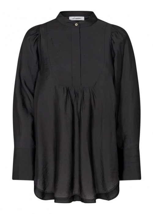 Callum Volume Shirt BLACK