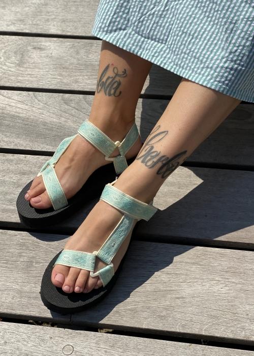 Summer strap sandal MINT