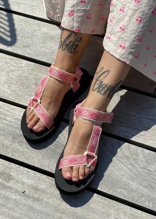 Summer strap sandal PINK