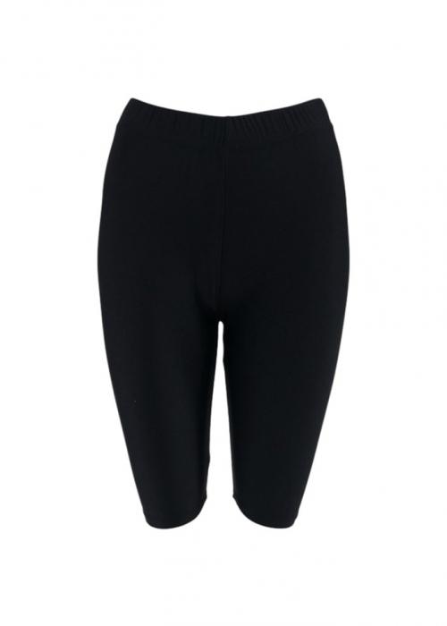 Tight shorts BLACK