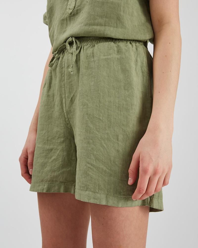 Damia shorts DESERT SAGE