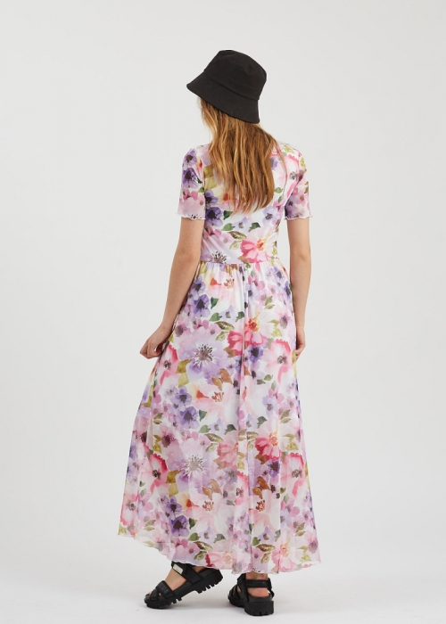 Malissa dress LAVENDER Levering uge 30