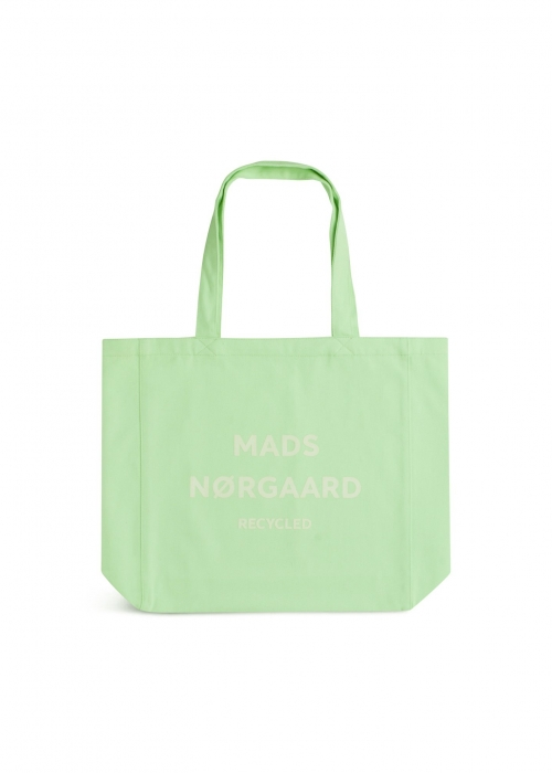 Recycled boutique athene bag PASTEL GREEN
