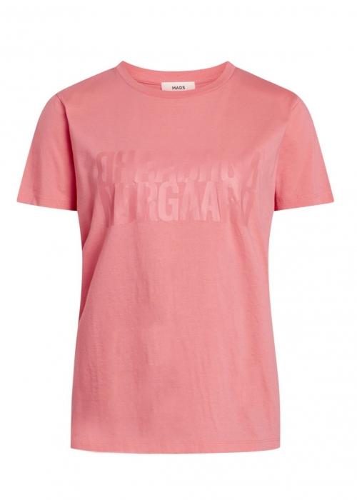 Trenda t-shirt single organic STRAWBERRY PINK