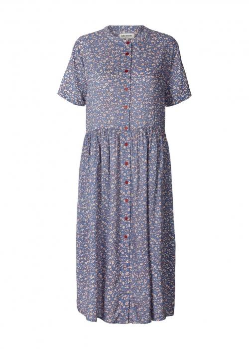 Aliya dress BLUE