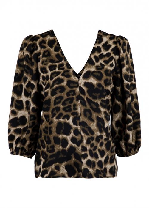 Sila big leo blouse ARMY LEO