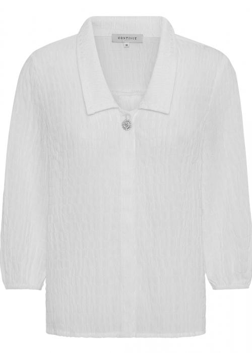 Anni shirt WHITE
