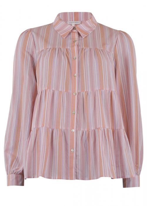 Melina shirt MULTI STRIPE