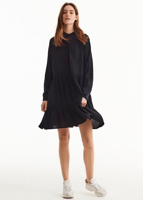 Marra Dress malinas BLACK