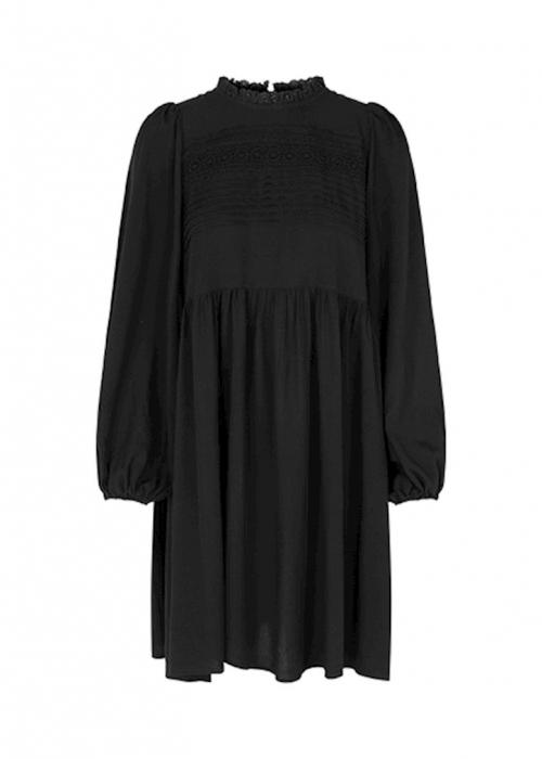 Eudora Dress Jeffie BLACK