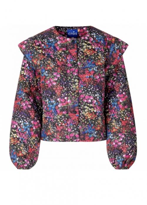 Quincras jacket FLOWER FIELD