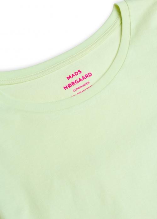 Organic favorite teasy t-shirt PASTEL GREEN