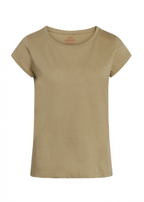Organic favorite teasy t-shirt KELP