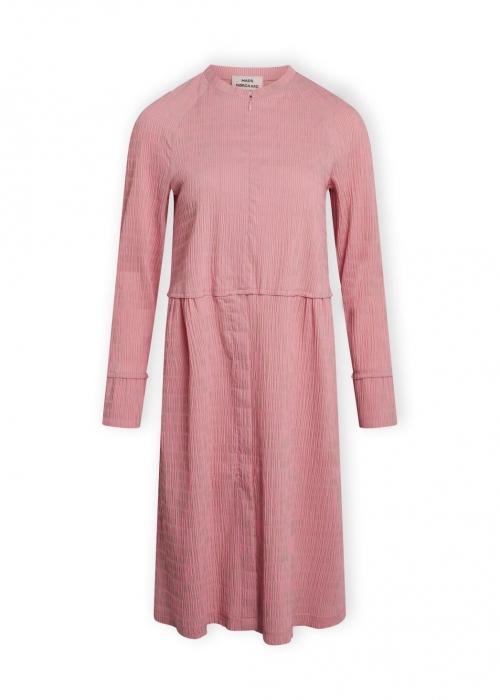 Crinkle Pop Dupina dress MULTI STRAWBERRY PINK