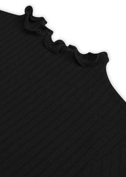 5 x 5  Solid trutte top BLACK