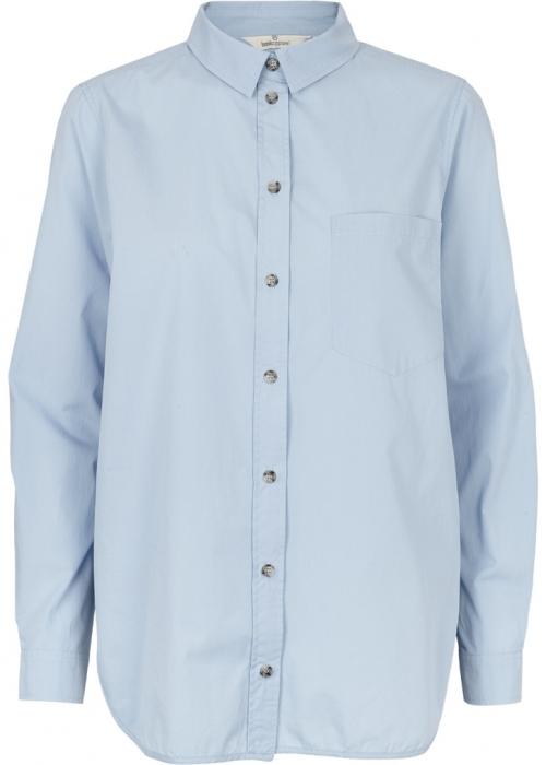Vilde shirt CASHMERE BLUE
