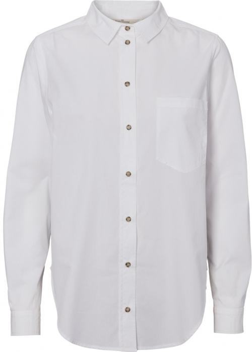 Vilde shirt BRIGHT WHITE