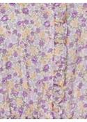 Selma Morning Flower Dress LAVENDER