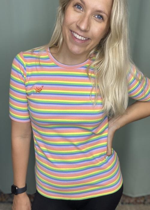 Felipa t-shirt RAINBOW