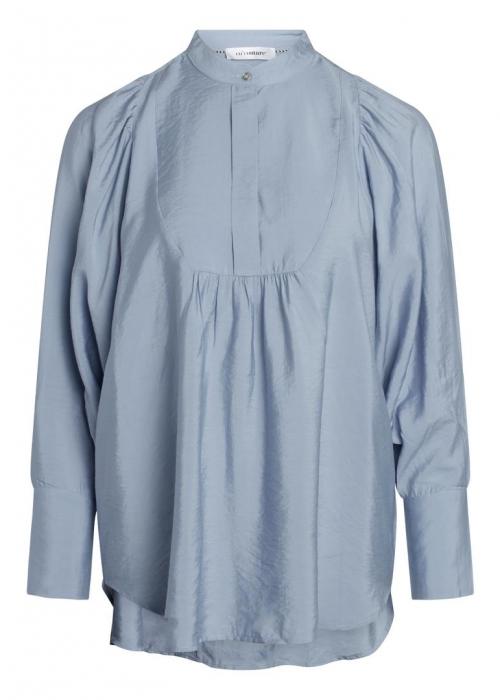 Callum Volume Shirt PALE BLUE