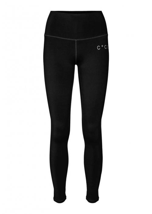 Livia tights BLACK