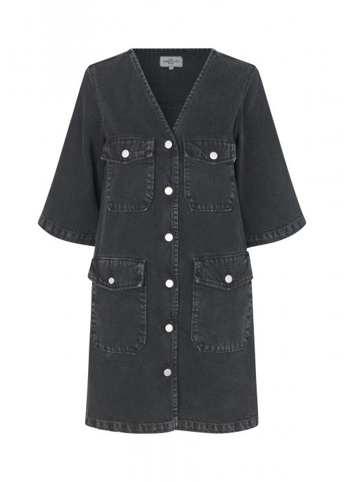 Maiza dress REBEL BLACK
