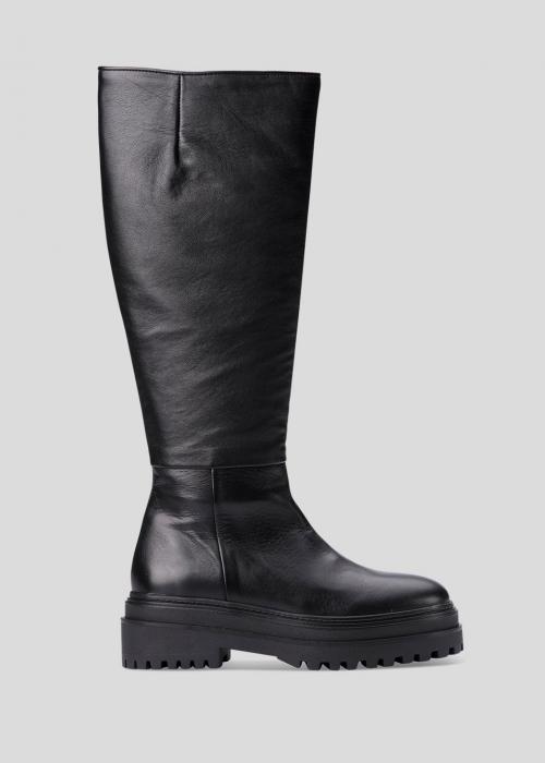 Gracelynn støvler BLACK