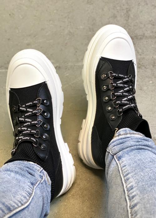 Arizona støvle BLACK