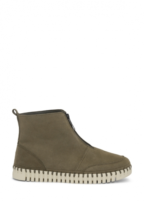 Tulip ankle boot ARMY GREEN
