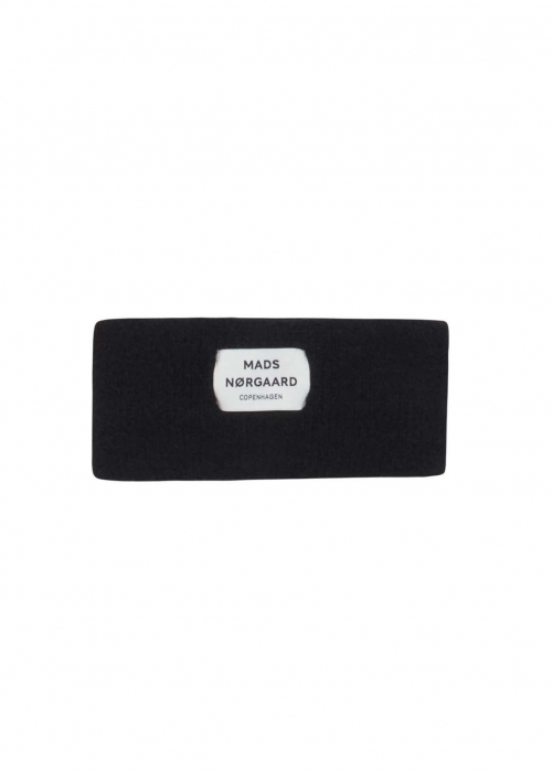 Winter Soft Ashley Headband BLACK