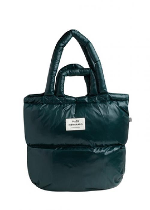 Shiny Poly Pillow Bag SCARAB (GRØN)