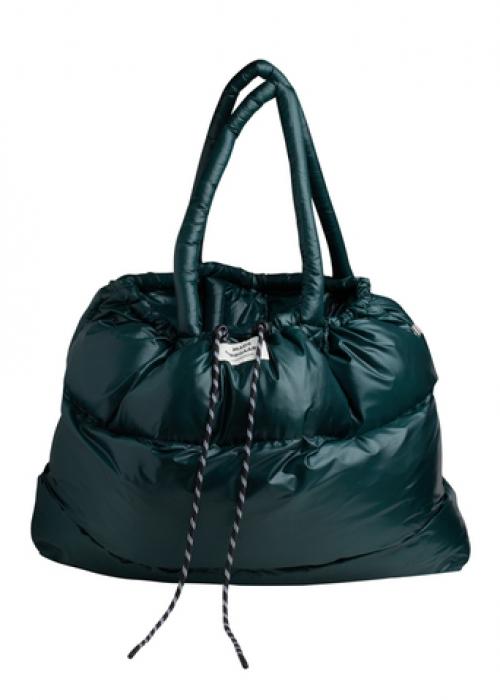 Shiny Poly Cloud Bag SCARAB (GRØN)