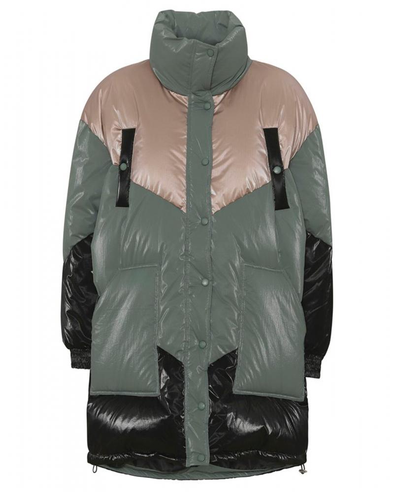 Puff jacket ARMY MULTI