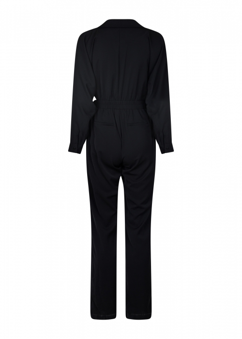Garcia jumpsuit BLACK