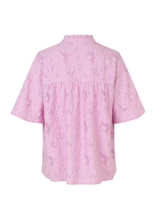 Franka Shirt Blouse PINK DAZE