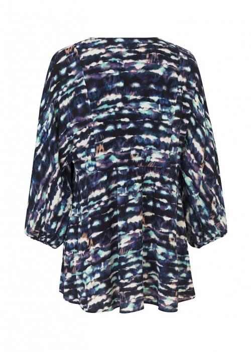 Letitia shirt blouse MEELI PRINT