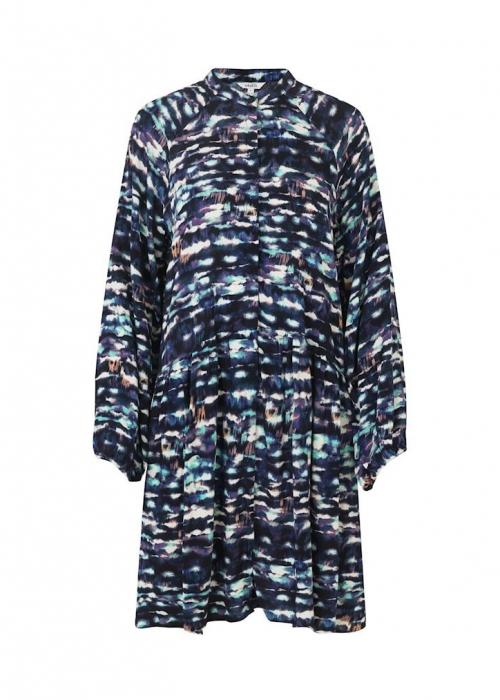 Elula dress MEELI PRINT