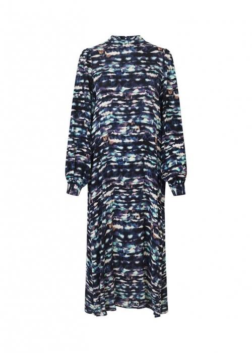Hestia dress MEELI PRINT