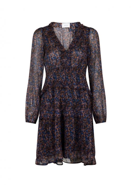 Viddi Dark Blossom Dress BLUE