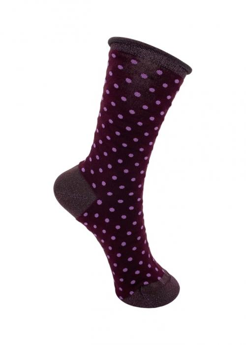 Dottie Sock WINE