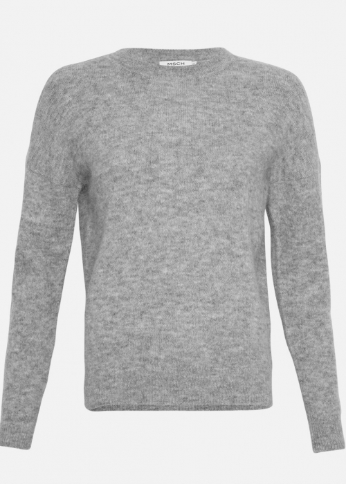 Femme Mohair O Pullover MGM