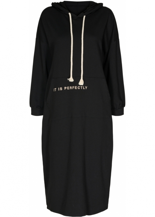 A2167 Dress BLACK