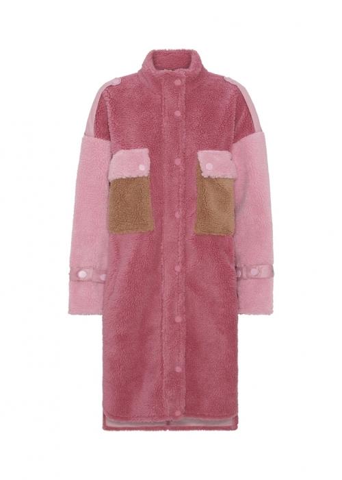 Noalie Coat ROSE