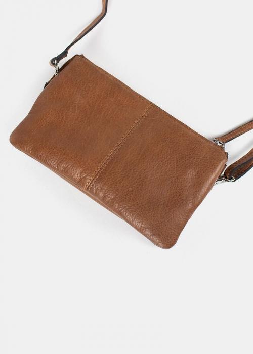 Re:designed Lisa wallet clutch WALNUT