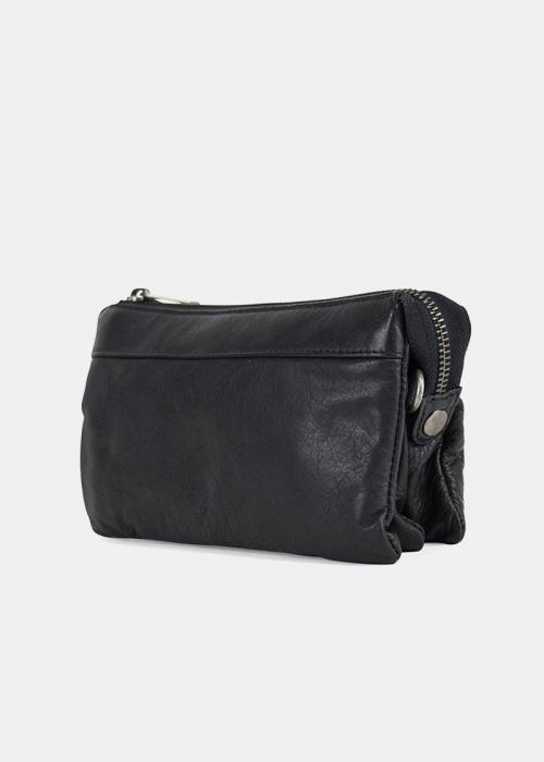 Re:designed Lisa wallet clutch BLACK