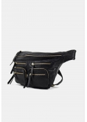 Ly bumbag BLACK/GOLD (Preorder Levering 30/11)