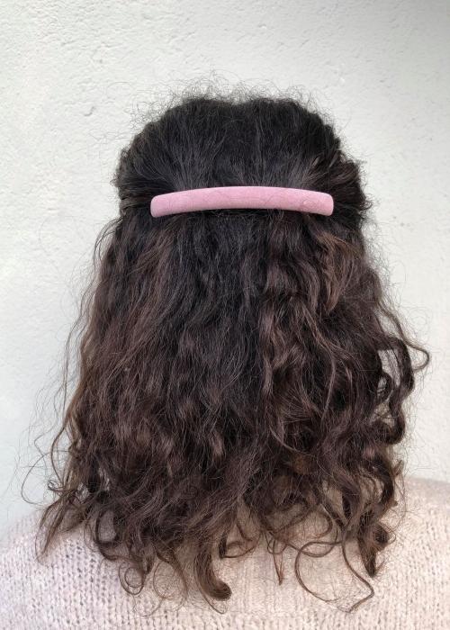 Pico Copenhagen Joan hair clip BLACK