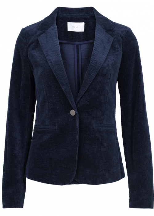 Jones cord blazer NAVY