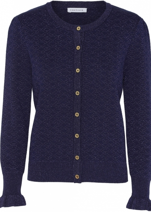 Claire Cardigan NAVY BLUE